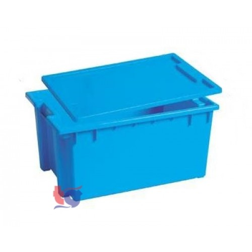 103 INDUSTRIAL CONTAINER WITH COVER