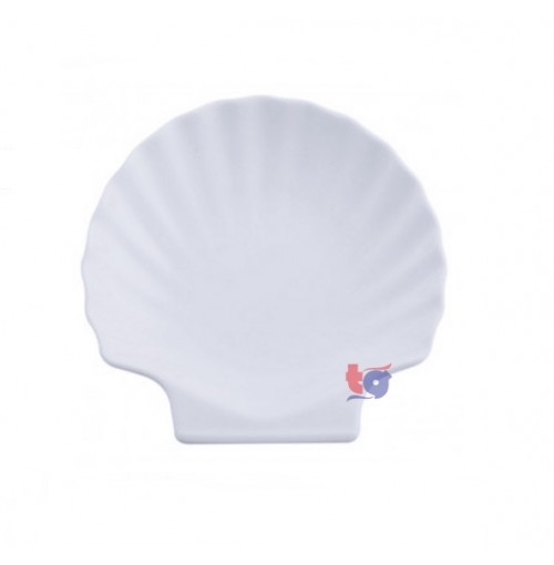 160-048 SHELL SHAPE PLATE