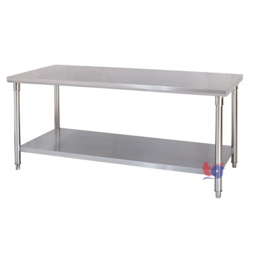 2 TIER S/S WORK TABLE