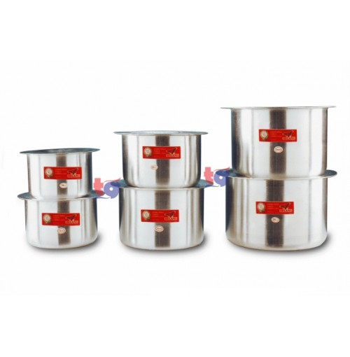 ALUMINIUM HIGH DEGHI POT