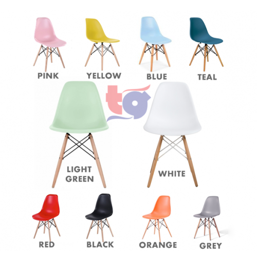 EAMES CHAIR / CAFE CHAIR / RESTAURANT CHAIR