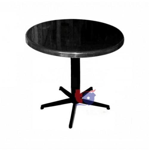 CAFE TABLE ( FIBRE GLASS )