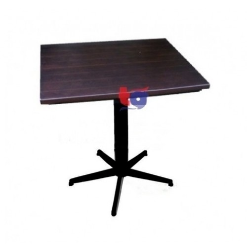 CAFE TABLE / KOPITIAM TABLE ( RUBBERWOOD )