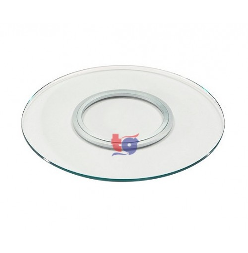 TURNTABLE  / LAZY SUSAN ( GLASS )