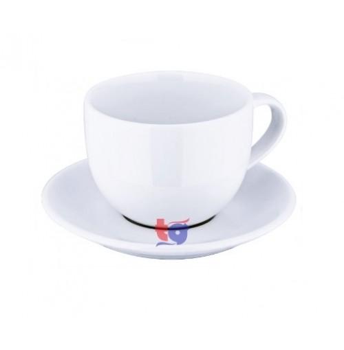 160-006E  BOWL SHAPE CUP & SAUCE