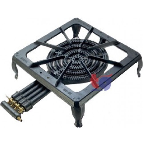 C50 CAST IRON BURNER WITH STAND